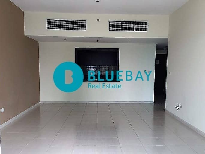 1 BR + Hall | Spacious | Road View for Rent in Business Bay