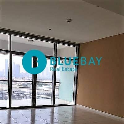 2 1 BR + Hall | Spacious | Road View for Rent in Business Bay
