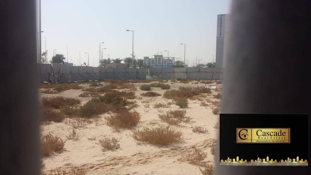 7 Al Barsha South 5- JVT: 18806 sqft residential plot