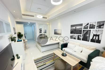 Studio for Rent in Arjan, Dubai - LUXURY AND COMFORT |  FULLY FURNISHED  | SPACIOUS UNIT