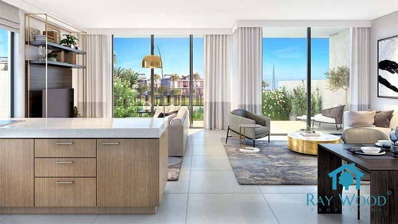 2 GOLF PLACE 2 | 4 BEDROOMS IN HEART OF DUBAI
