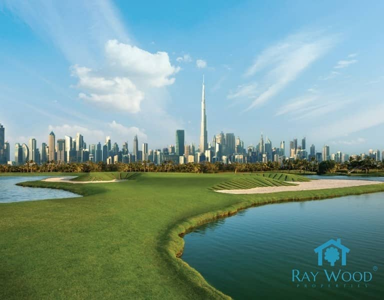 12 GOLF PLACE 2 | 4 BEDROOMS IN HEART OF DUBAI
