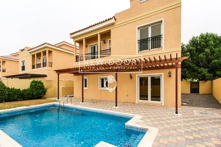 5 Bedroom Villa for Rent in The Villa, Dubai - New Listing    Park Facing A2   Pool