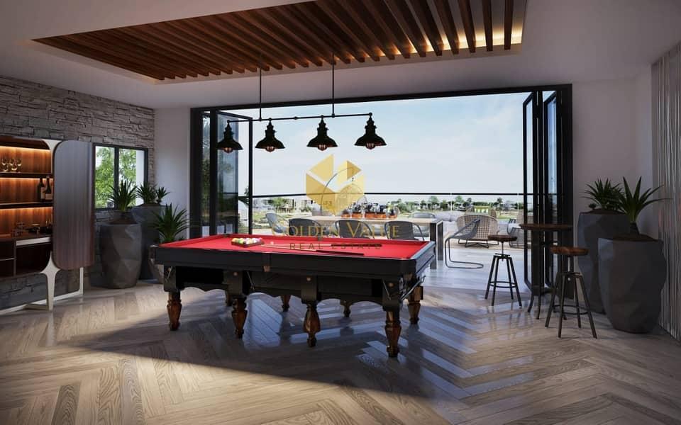 14 Golf Views villa | luxury 5 Bedroom | 4 years payment plan