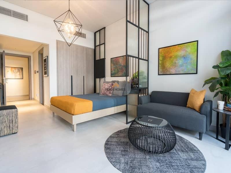 شقة في اوكسفورد بوليفارد الضاحية 15 قرية جميرا الدائرية 400000 درهم - 4992069