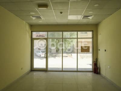 Shop for Rent in Al Qulayaah, Sharjah - specious shop in al qulaya with no comission and 1 month free