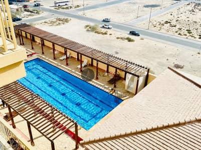 فلیٹ 1 غرفة نوم للبيع في قرية جميرا الدائرية، دبي - Spacious 1BHK With Pool View |2 Separate Balconies