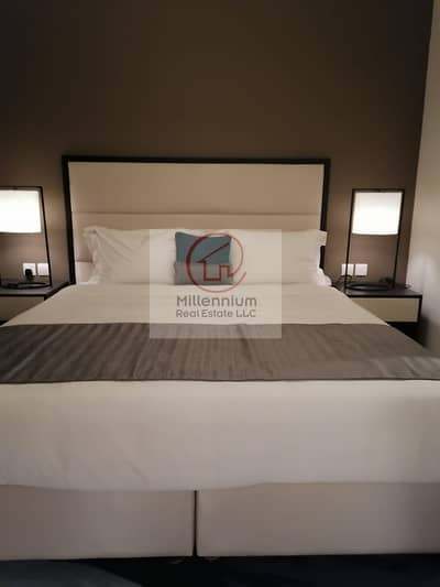 1 Bedroom Hotel Apartment for Rent in Jumeirah Village Circle (JVC), Dubai - FULLY FURNISHED 1 BEDROOM APARTMENT | 4 CHEQUES