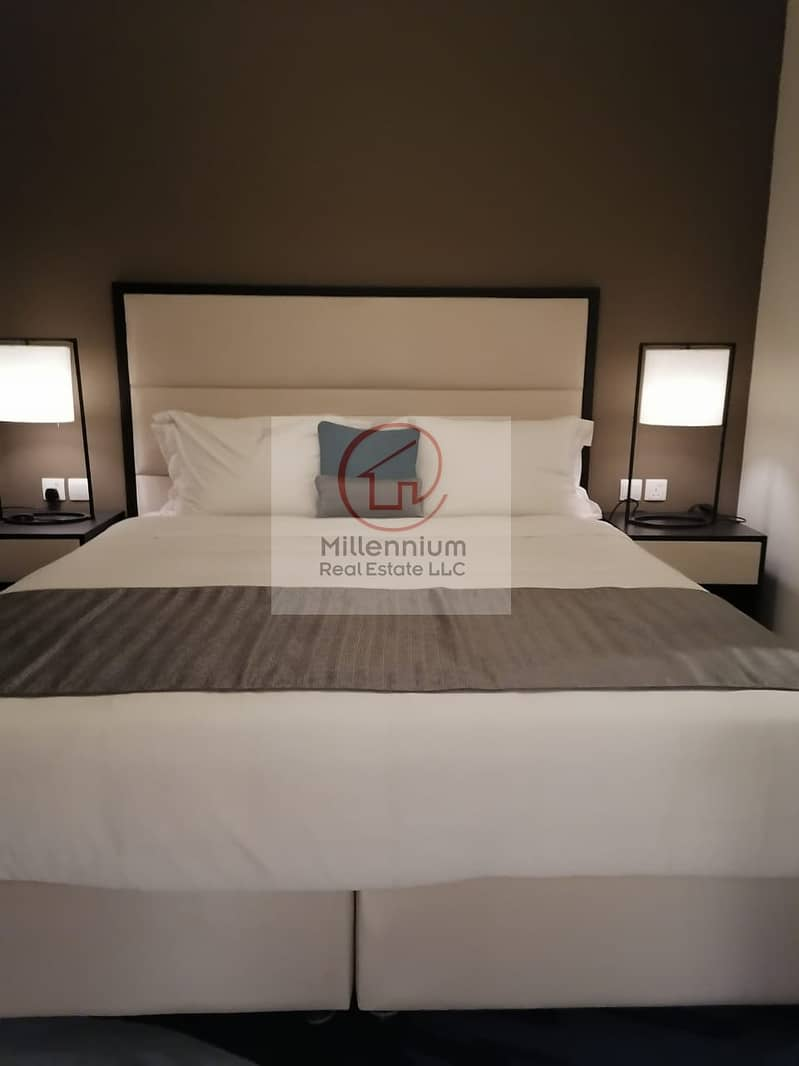 FULLY FURNISHED 1 BEDROOM APARTMENT | 4 CHEQUES