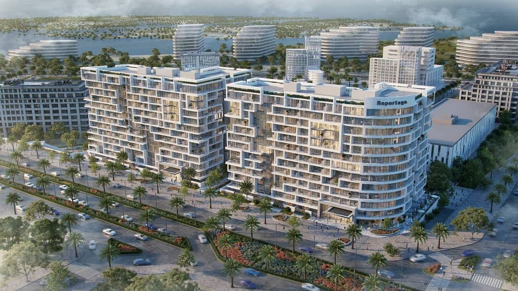 12 40% Discount |Exclusive Offer| Fully Furnished Studio in Yas Island!