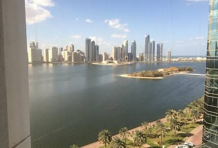 1 Bedroom Flat for Sale in Al Majaz, Sharjah - For sale one bedroom and hall Al Majaz area