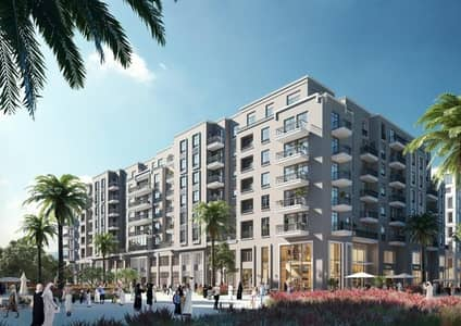 Studio for Sale in Al Khan, Sharjah - Best Price | Ideal Investment | Waterfront Community | Down Town Project