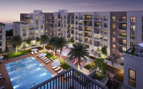 Studio for Sale in Al Khan, Sharjah - Best Price | Ideal Investment | Waterfront Community | Down Town | Resale Unit