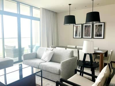 3 Bedroom Apartment for Rent in The Hills, Dubai - Amazing 3 Beds | Full Golf Course View | Fully Furnished!!!