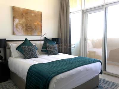 شقة فندقية 1 غرفة نوم للبيع في قرية جميرا الدائرية، دبي - 1 BED  FUNRNISHED IN  GHALIA  FOR SALE