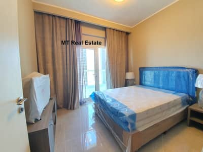 2 Bedroom Flat for Rent in Masdar City, Abu Dhabi - Furnished 2BHK/ Private balcony/ Separate Kitchen/ Swimming Pool/ GYM/ Kids Playing Area/ Close to Center Mall of Masdar