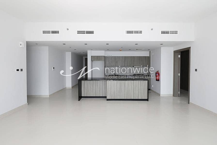 2 A Functional Apartment with Spacious Layout