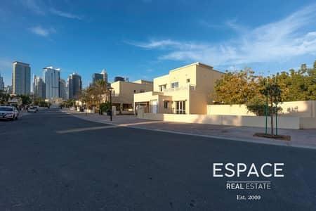 4 Bedroom Villa for Sale in The Meadows, Dubai - Corner Plot | 8050 Sqft Plot | Meadows 1