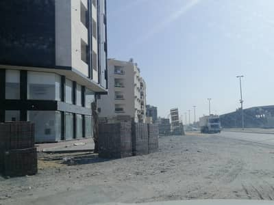 Plot for Sale in Al Jurf, Ajman - G+4 PERMISSION!! 6728 SQFT COMMERCIAL AND RESIDENTIAL PLOT