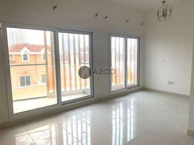 شقة 2 غرفة نوم للايجار في قرية جميرا الدائرية، دبي - Grab This Spacious2BR|Near To Exit|Ready To MoveIn