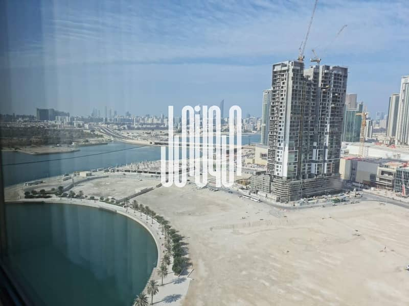 2 3BR+ MAID WITH BALCONY SPECTACULAR SEA VIEW GREAT FOR INVESTMENT