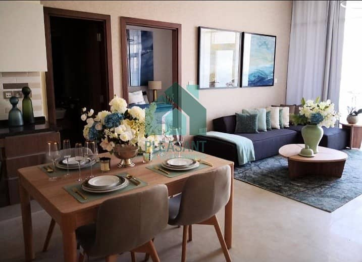 2 Pool View | Ready to Move-In | Best Offer | 1 Bed in Al Furjan
