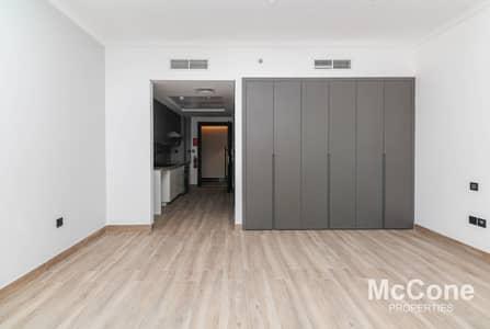 Studio for Rent in Jumeirah Village Circle (JVC), Dubai - Brand New   Community View   Smart Home Tech