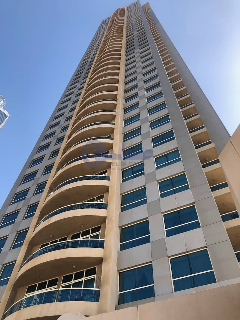 2 Fitted  Shop Available for rent In Lake Point Tower JLT