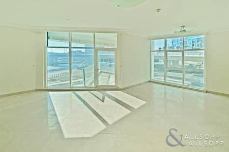 1 Bedroom Apartment for Rent in Dubai Marina, Dubai - Marina View | Corner Unit | Large Balcony