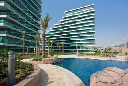 2 Bedroom Flat for Sale in Al Raha Beach, Abu Dhabi - Marina View Unit in Beautiful Naseem- Available Now