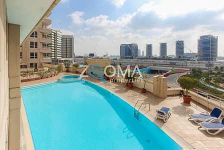 فلیٹ 3 غرف نوم للايجار في ديرة، دبي - 3 Beds + Maids   Creek View + Pool View