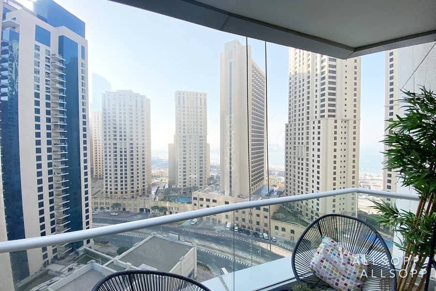 2 1 Bedroom | Best Layout | Panoramic Views