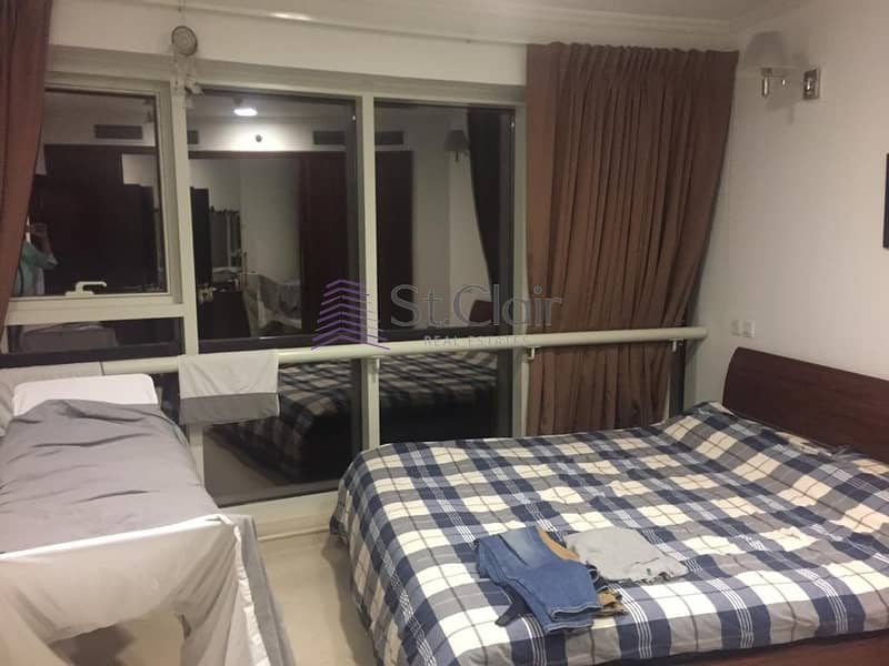 2 Goldcrest Executive Tower 1 Bed Room Furnished  Rent 49000