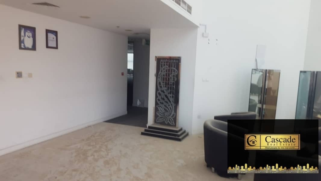 2  WITH AN BUA ; 217255SQFT  AVAILABLE FOR SALE @55MILLION.