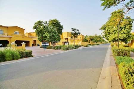 فیلا 4 غرف نوم للايجار في المرابع العربية، دبي - 4 Beds for Rent - Single Row - Huge Garden