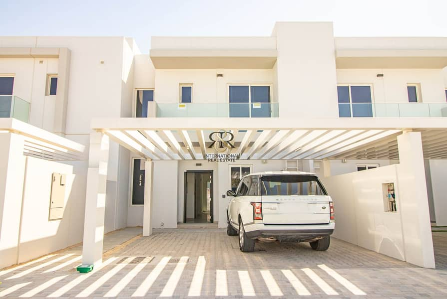 Brand New Middle Unit | Spacious 3 Bedrooms plus Maid