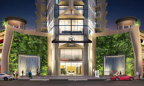 شقة 2 غرفة نوم للبيع في أرجان، دبي - Luxury Furnished 2 Bedroom Handover on March 2021 | Option on 100% Cash & 40/60 Payment Plan (1% Payment till 2026)