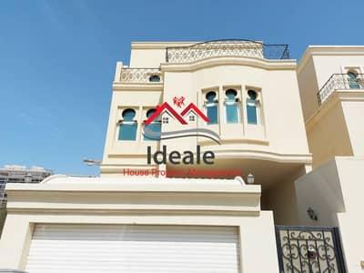 فیلا 6 غرف نوم للايجار في الروضة، أبوظبي - Hot Deal! Well-kept 6BR villa with charming balcony