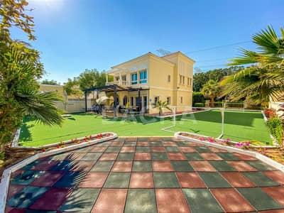 فیلا 2 غرفة نوم للايجار في مثلث قرية الجميرا (JVT)، دبي - NEAR ARCADIA / 2Br + M / Gorgeous Garden