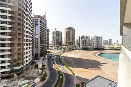2 Bedroom Apartment for Rent in Dubai Sports City, Dubai - Brand New   Corner   Golf and Canal View