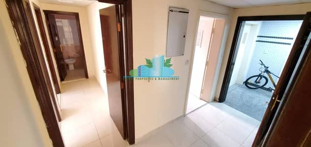 2 Bedroom Apartment for Rent in Hamdan Street, Abu Dhabi - AMAZING 2 BHK with 2 Full Bathroom  4 cheques