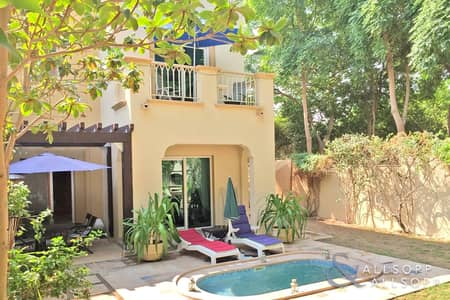 3 Bedroom Villa for Rent in The Springs, Dubai - All Bills Included | Furnished | 3 Bedroom