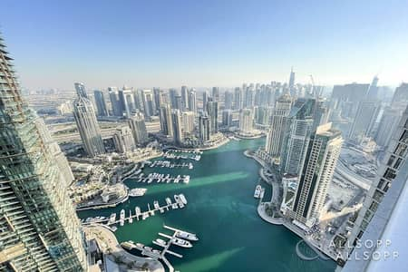 3 Bedroom Flat for Sale in Dubai Marina, Dubai - 3 Bedrooms Plus Maids | Unique | Brand New