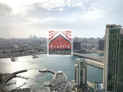 3 Bedroom Flat for Rent in Al Reem Island, Abu Dhabi - 3BR+Maid's room and Balcony with Sea View