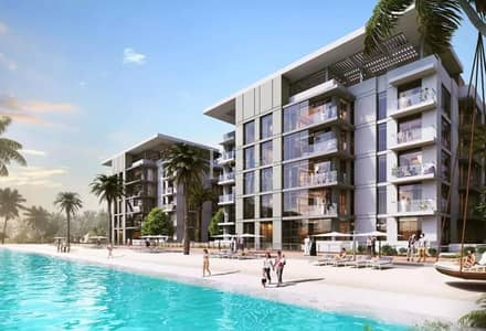 2 Bedroom Flat for Sale in Business Bay, Dubai - The Best Lagoon View   2 bedroom