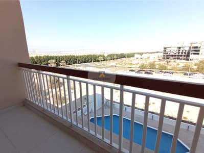 1 Bedroom Flat for Rent in Jumeirah Village Circle (JVC), Dubai - Pay 4Chqs-2Mths Free | Pool View 1BR | Move-In