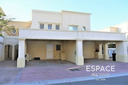 2 Bedroom Villa for Sale in The Springs, Dubai - Close to Park and Lake | Type 4M | Single Row