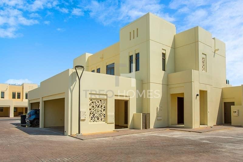 Brand new property | Corner unit | Single Row