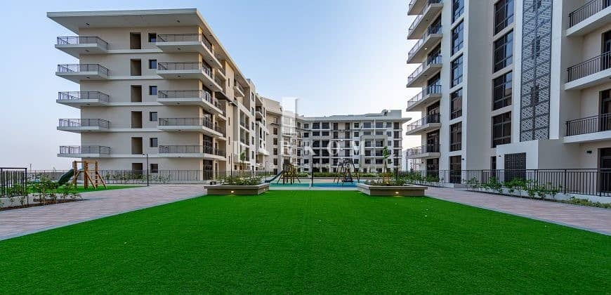 2 Brand New | Ready 1BR  | PARKSIDE | 1 Parking | Town Square