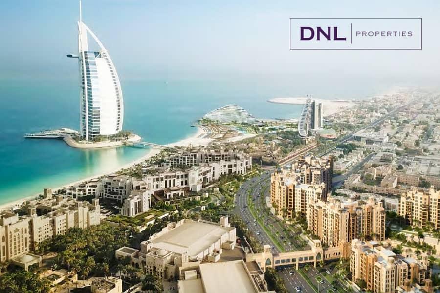 18 Special Offer |  BURJ AL ARAB & Full Sea View | Call Now